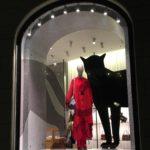 Valentino Red Hot Window