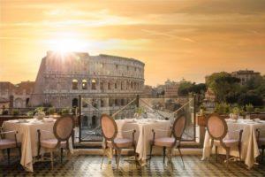 trendiest rooftop of Rome - Aroma - Roma Luxury