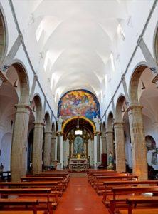 Bomarzo Church