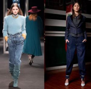 Autumn_Winter_fashion_trends_2018_Denim_Alberta_Ferretti_&_Dondup