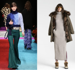 Autumn_winter_fashion_trends_2018_maxi_dress_e_micro_pull_Marco_de_Vincenzo_&_Woolrich